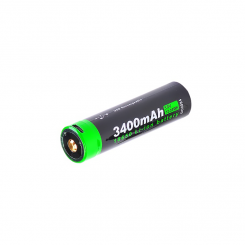Nextorch 18650 USB batteri